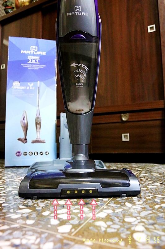 MATURE美萃 直立式無線吸塵器鋰電版 手持式吸塵器推薦48.jpg
