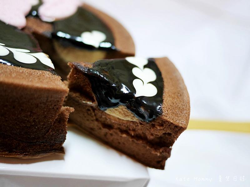 台中微甜森林 彌月蛋糕選擇 彌月蛋糕推薦 輕乳酪蛋糕 香蕉巧克力甜心蛋糕 雪燒25.jpg