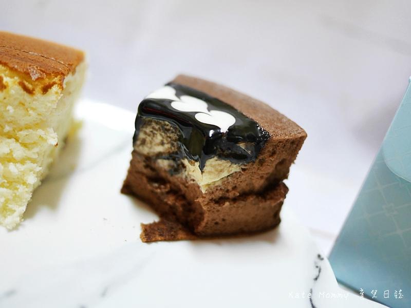 台中微甜森林 彌月蛋糕選擇 彌月蛋糕推薦 輕乳酪蛋糕 香蕉巧克力甜心蛋糕 雪燒26.jpg