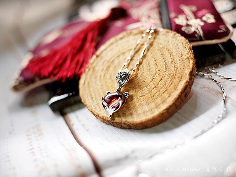 財神小舖浪漫小銀狐項鍊 招好人緣方法 開運小物 開運項鍊 項鍊飾品 開運飾品推薦1.jpg