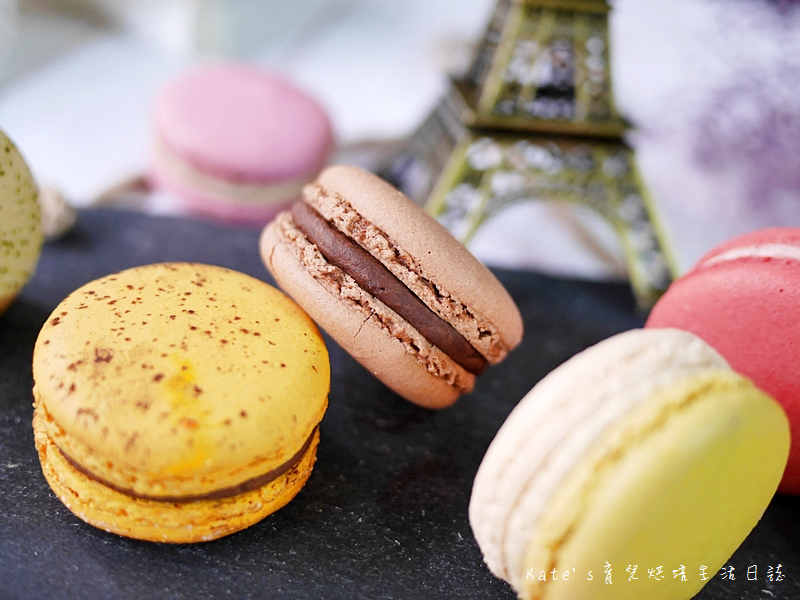HABIBI Macaron HABIBI馬卡龍 好吃馬卡龍推薦 不甜膩馬卡龍 法國人開的馬卡龍17巧克力馬卡龍.jpg