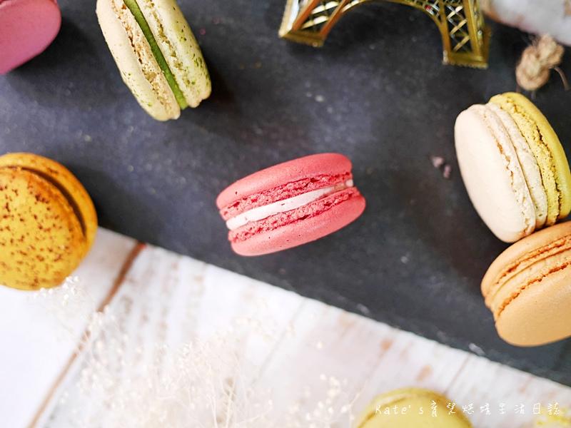 HABIBI Macaron HABIBI馬卡龍 好吃馬卡龍推薦 不甜膩馬卡龍 法國人開的馬卡龍29覆盆子馬卡龍.jpg