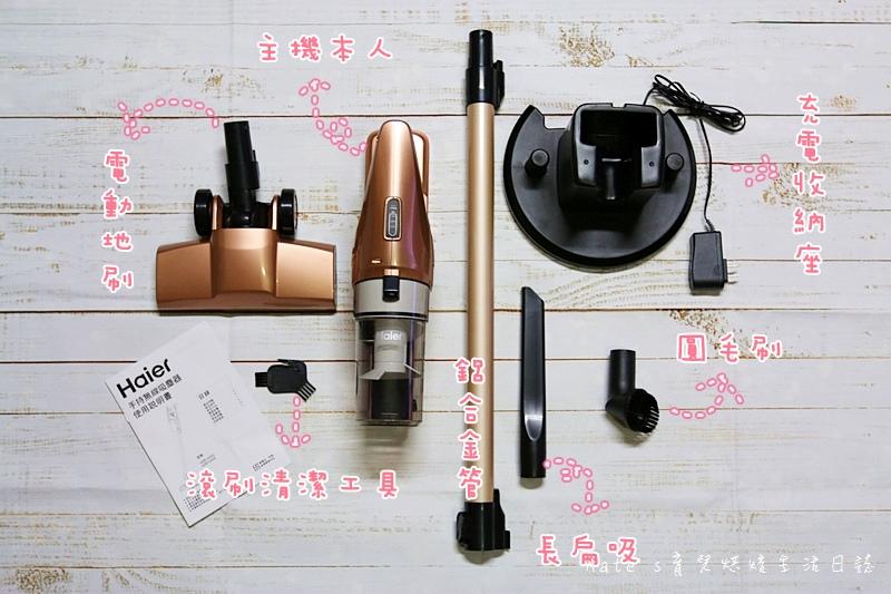 Haier海爾 無線手持式兩用充電吸塵器 群光電子吸塵器 手持式吸塵器推薦 車用吸塵器 無線吸塵器推薦6.jpg