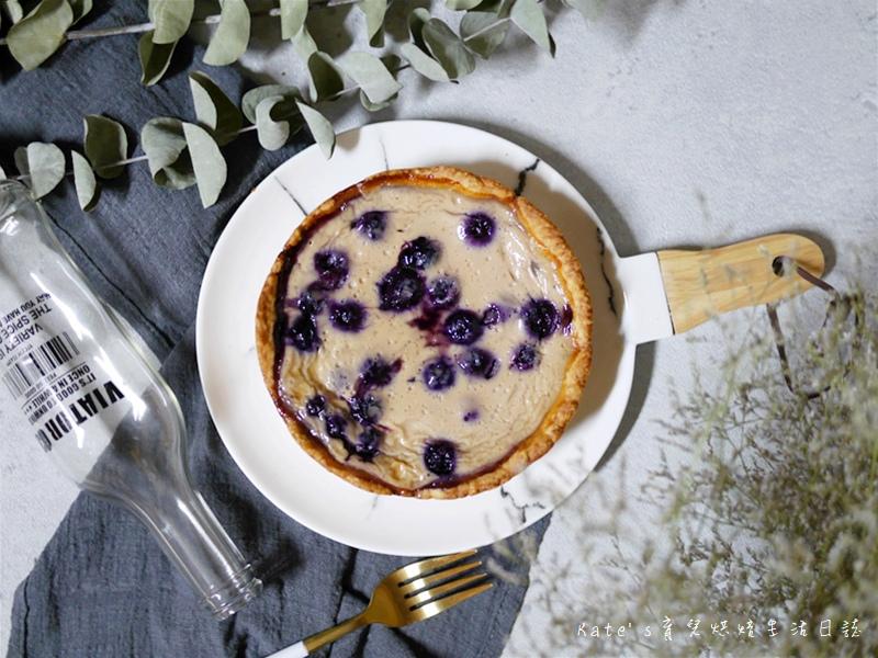 鐵塔牌優格好吃嗎 鐵塔牌無鹽奶油 鐵塔牌鮮奶油 藍莓優格 藍莓優格布蕾派 派皮作法 布蕾派食譜29.jpg