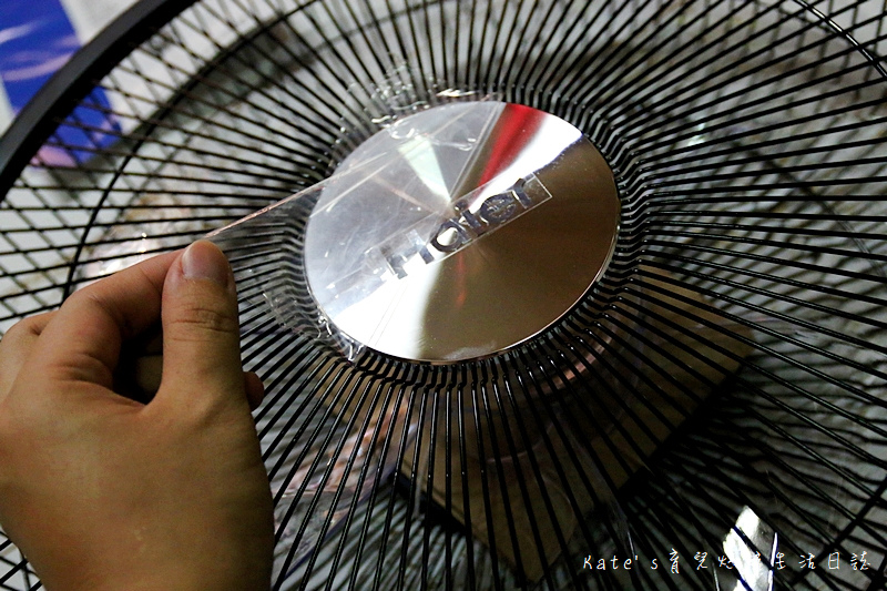 Haier14吋DC經典霧面黑風扇  Haier14吋DC直流變頻微電腦立扇 群光電子電風扇評價 海爾風扇好用嗎 省電電扇推薦 七片扇葉 12段風速 ECO溫感 可預約定時的電風扇8.jpg