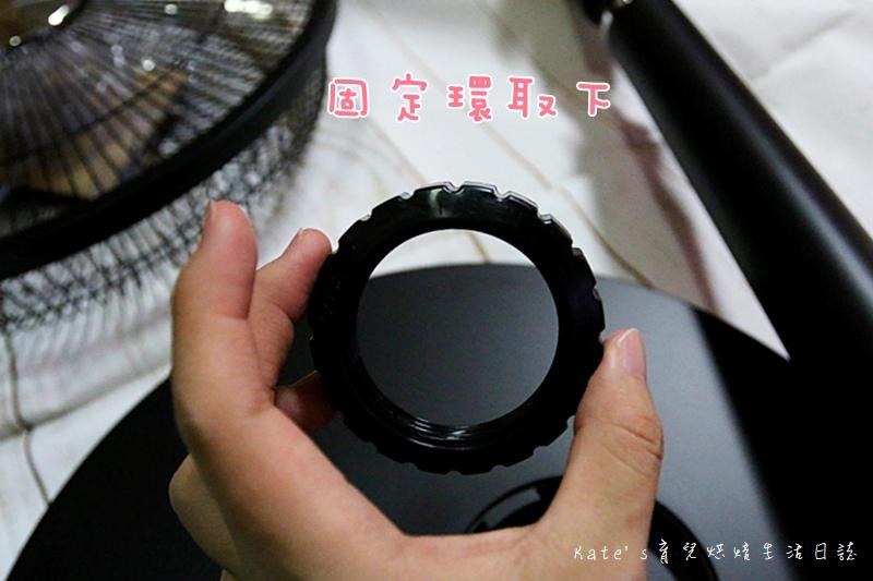 Haier14吋DC經典霧面黑風扇  Haier14吋DC直流變頻微電腦立扇 群光電子電風扇評價 海爾風扇好用嗎 省電電扇推薦 七片扇葉 12段風速 ECO溫感 可預約定時的電風扇15.jpg