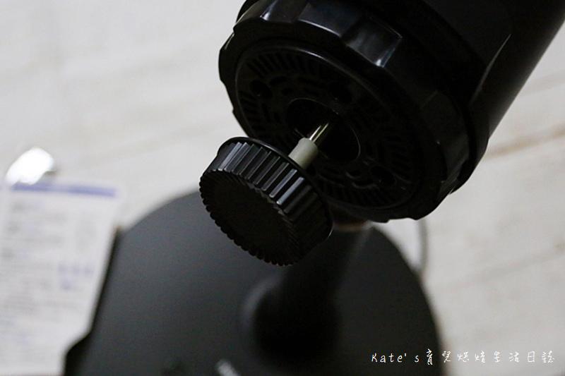 Haier14吋DC經典霧面黑風扇  Haier14吋DC直流變頻微電腦立扇 群光電子電風扇評價 海爾風扇好用嗎 省電電扇推薦 七片扇葉 12段風速 ECO溫感 可預約定時的電風扇20.jpg