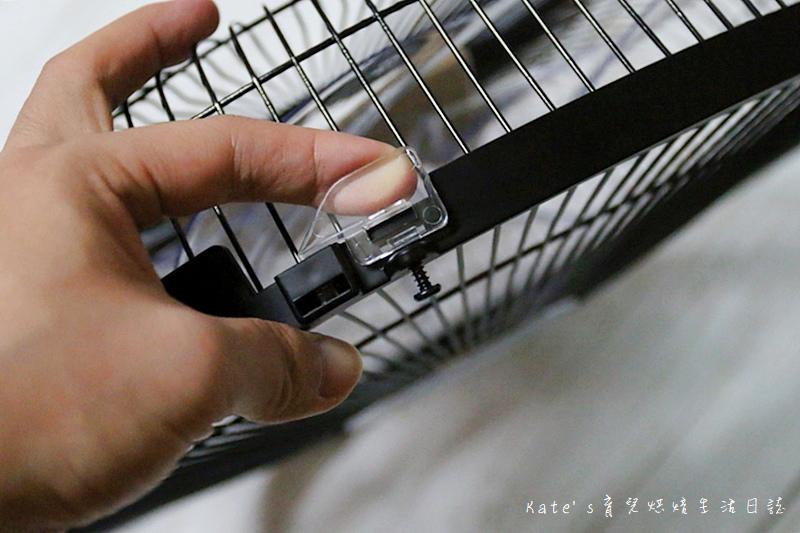 Haier14吋DC經典霧面黑風扇  Haier14吋DC直流變頻微電腦立扇 群光電子電風扇評價 海爾風扇好用嗎 省電電扇推薦 七片扇葉 12段風速 ECO溫感 可預約定時的電風扇23.jpg