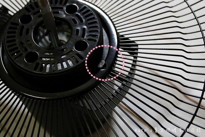 Haier14吋DC經典霧面黑風扇  Haier14吋DC直流變頻微電腦立扇 群光電子電風扇評價 海爾風扇好用嗎 省電電扇推薦 七片扇葉 12段風速 ECO溫感 可預約定時的電風扇28.jpg