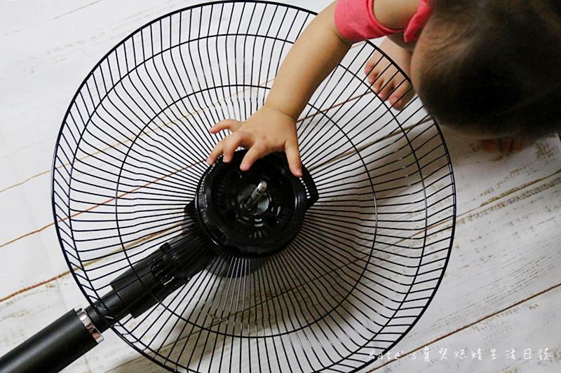 Haier14吋DC經典霧面黑風扇  Haier14吋DC直流變頻微電腦立扇 群光電子電風扇評價 海爾風扇好用嗎 省電電扇推薦 七片扇葉 12段風速 ECO溫感 可預約定時的電風扇31.jpg