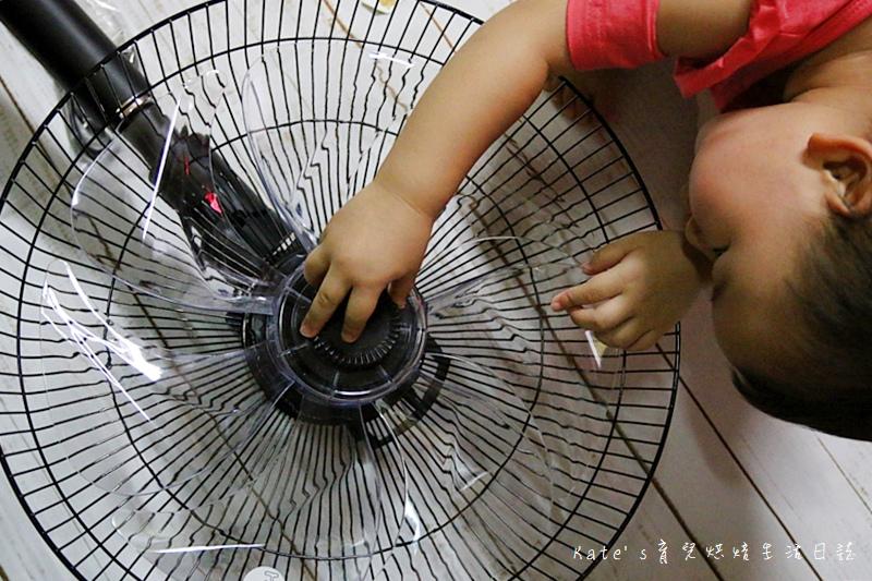Haier14吋DC經典霧面黑風扇  Haier14吋DC直流變頻微電腦立扇 群光電子電風扇評價 海爾風扇好用嗎 省電電扇推薦 七片扇葉 12段風速 ECO溫感 可預約定時的電風扇37.jpg