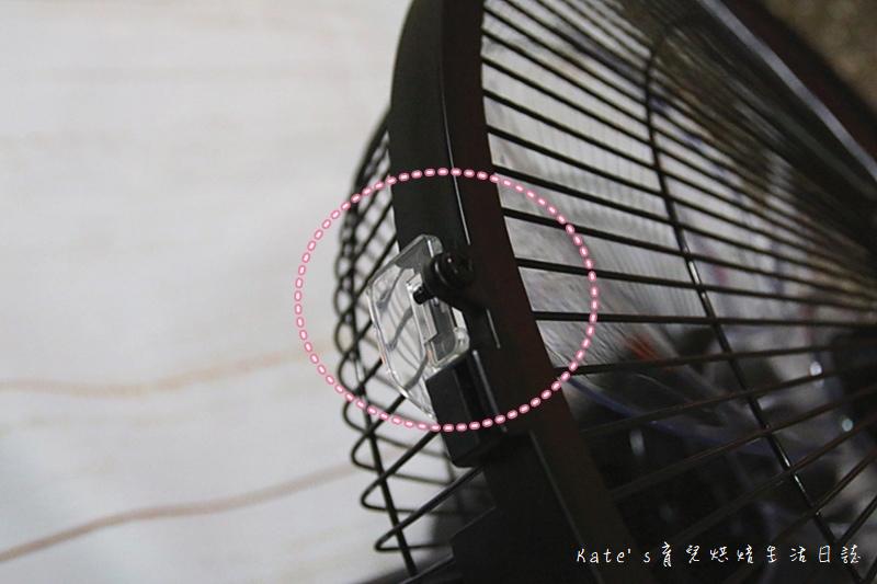 Haier14吋DC經典霧面黑風扇  Haier14吋DC直流變頻微電腦立扇 群光電子電風扇評價 海爾風扇好用嗎 省電電扇推薦 七片扇葉 12段風速 ECO溫感 可預約定時的電風扇40.jpg