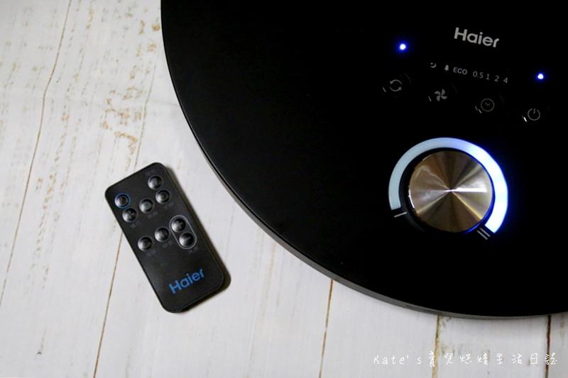Haier14吋DC經典霧面黑風扇  Haier14吋DC直流變頻微電腦立扇 群光電子電風扇評價 海爾風扇好用嗎 省電電扇推薦 七片扇葉 12段風速 ECO溫感 可預約定時的電風扇45.jpg