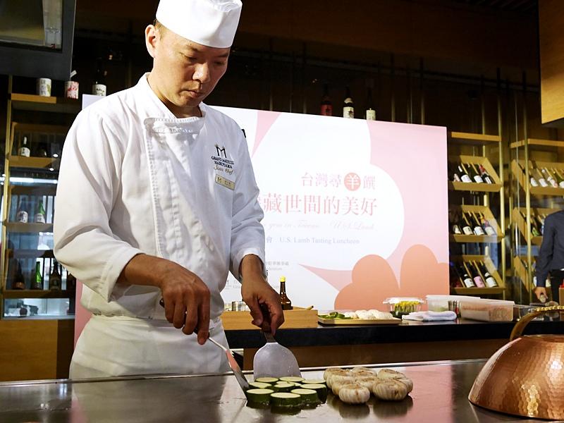 台灣尋羊饌 美福大飯店鐵板料理 美國進口羊肉 小羔羊無羶騷味15.jpg