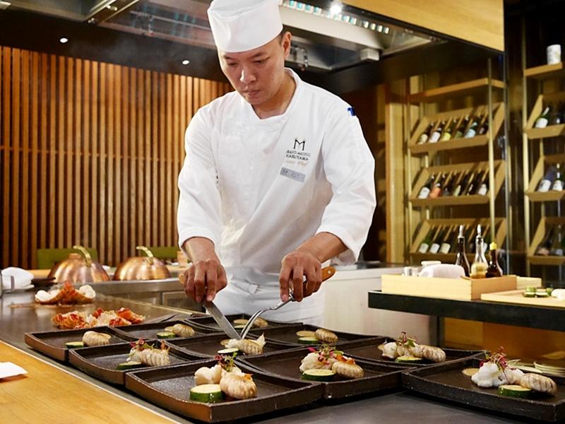 台灣尋羊饌 美福大飯店鐵板料理 美國進口羊肉 小羔羊無羶騷味16.jpg