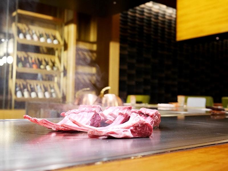 台灣尋羊饌 美福大飯店鐵板料理 美國進口羊肉 小羔羊無羶騷味31.jpg