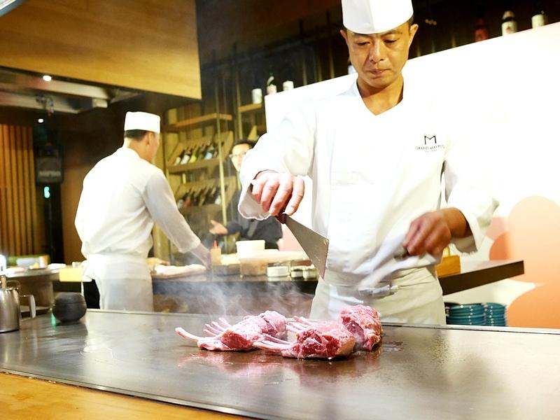 台灣尋羊饌 美福大飯店鐵板料理 美國進口羊肉 小羔羊無羶騷味32.jpg