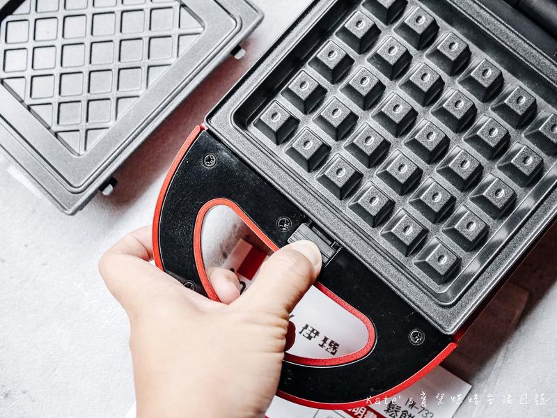 伊瑪 三盤鬆餅三明治甜甜圈機 IW-733 鬆餅機推薦 平價鬆餅機 伊瑪鬆餅機好用嗎 鬆餅機食譜 鬆餅機功用9.jpg