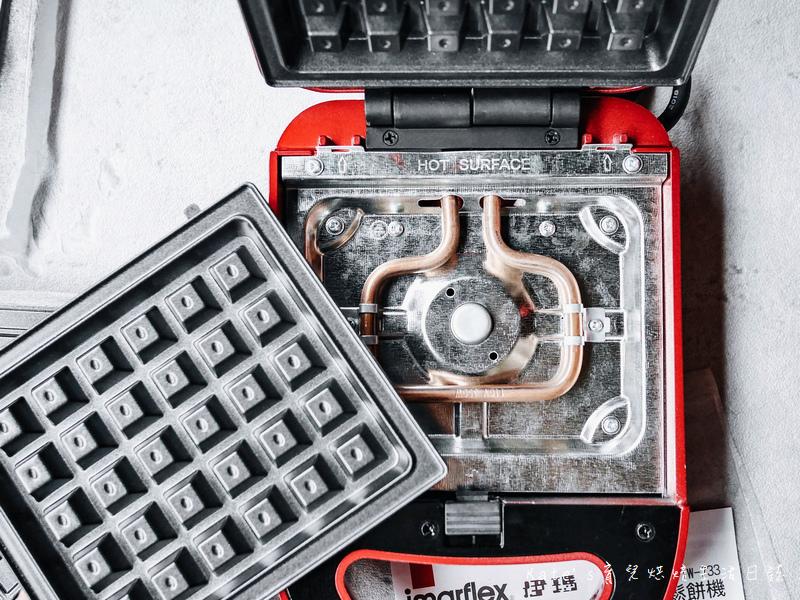 伊瑪 三盤鬆餅三明治甜甜圈機 IW-733 鬆餅機推薦 平價鬆餅機 伊瑪鬆餅機好用嗎 鬆餅機食譜 鬆餅機功用11.jpg