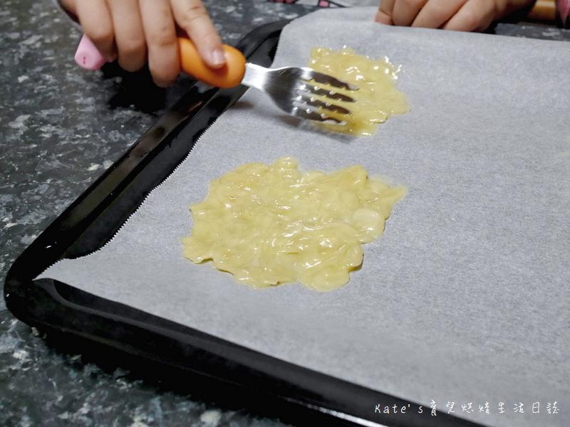 杏仁瓦片食譜 杏仁瓦片怎麼做 全蛋做杏仁瓦片 杏仁瓦片做法 杏仁片應用 親子烘焙 親子手作 寶寶點心9.jpg
