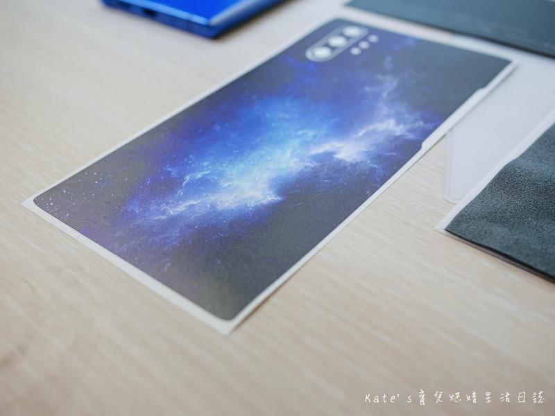 機膚GoatFilm DIY精準貼膜 手機包膜DIY 3M材料DIY包膜 手機背貼 Galaxy Note 10 plus機膚5.jpg
