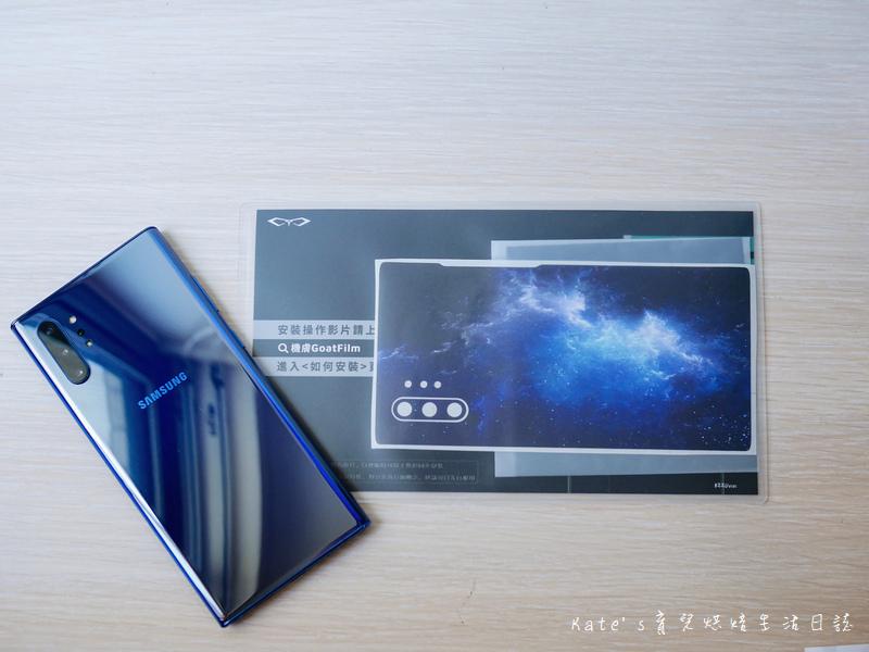 機膚GoatFilm DIY精準貼膜 手機包膜DIY 3M材料DIY包膜 手機背貼 Galaxy Note 10 plus機膚2.jpg