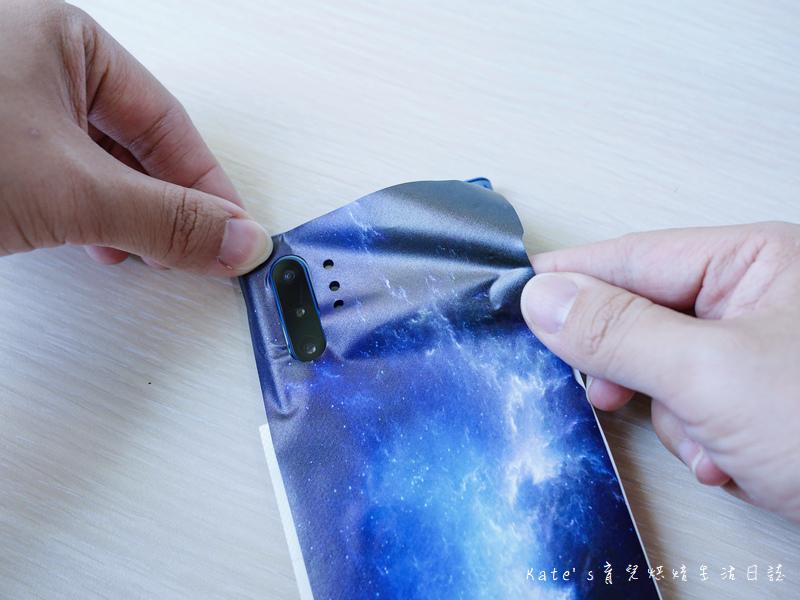 機膚GoatFilm DIY精準貼膜 手機包膜DIY 3M材料DIY包膜 手機背貼 Galaxy Note 10 plus機膚10.jpg