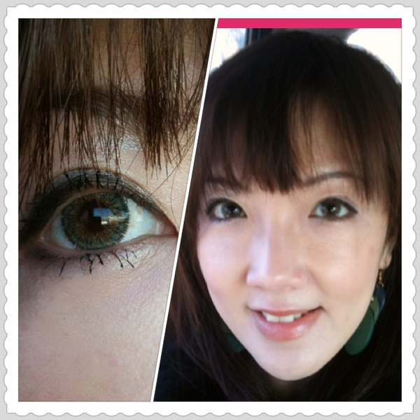 Neo長戴型天使三色綠