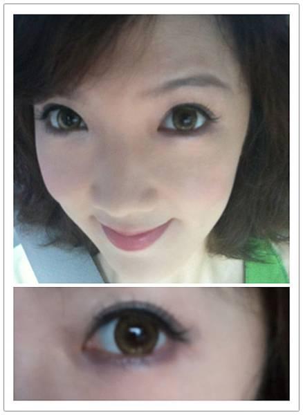 Fall in eyes BSC 黃