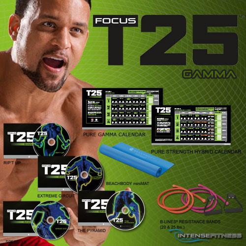 T25 gamma