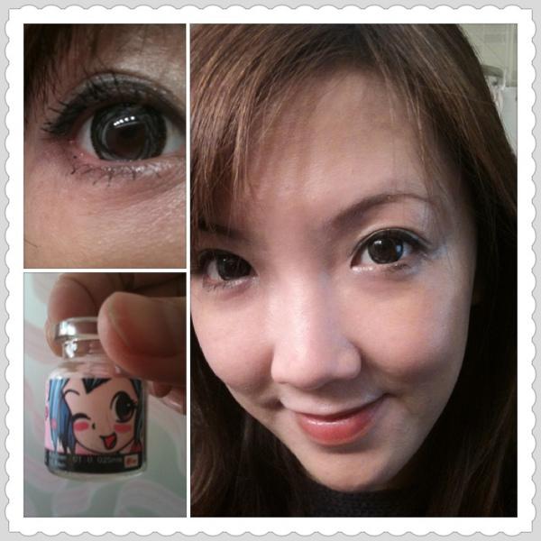 Barbie eye旋風灰