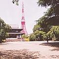 東京鐵塔^^