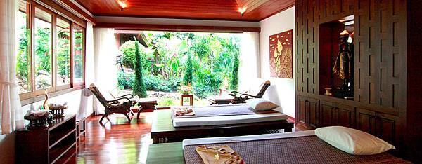 【蘇美島】原始叢林,精神元氣滿滿的伊蓮娜Eranda Spa