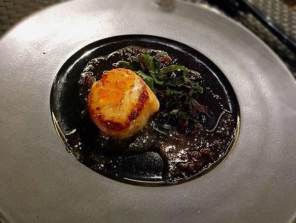 【台北】大初Tenppanyaki 無菜單的鐵板燒料理~ 這樣的價位,在北市精華區居然可以吃到新...