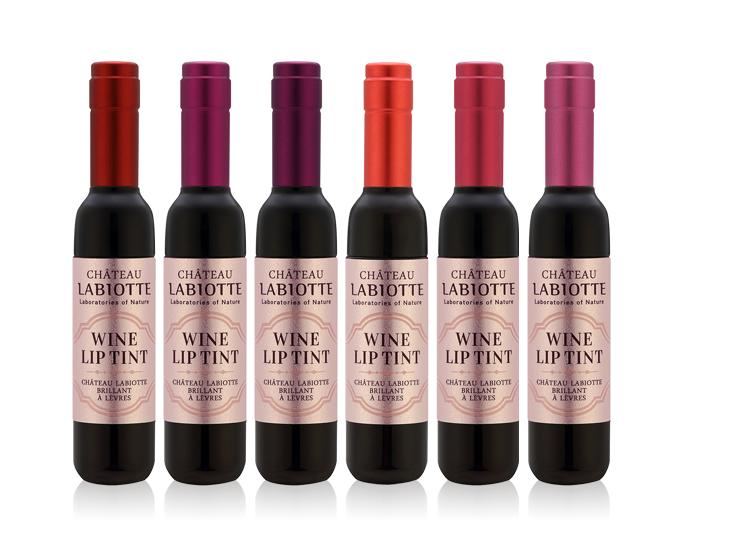 labiotte 紅酒瓶染唇液 1