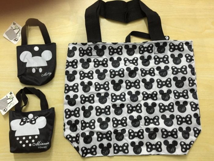 mickey shopping bag 2