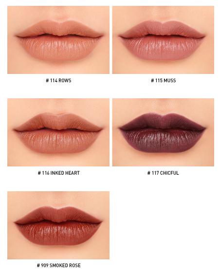 3CE lipstick -2