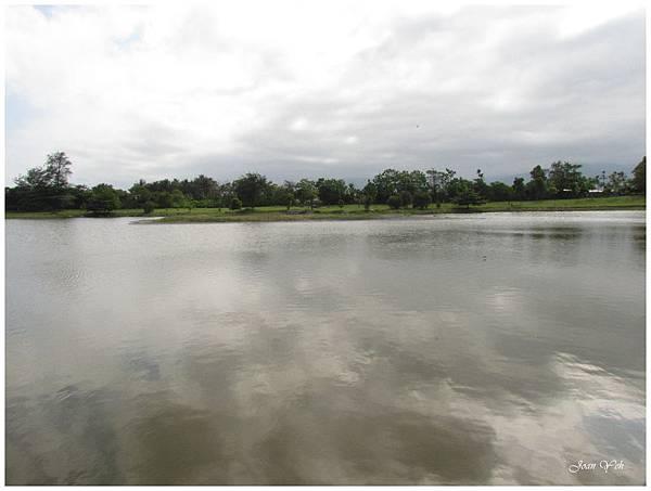 鷺鷥湖一隅