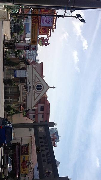 培風第一小學的公車站牌