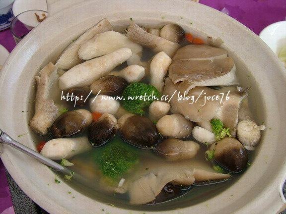 養生菇湯的主角—好多菇