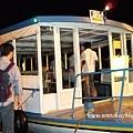 到機場碼頭準備登上Dhoni前往首都馬列