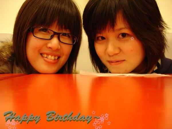 My Dear~~祝我生日快樂吧!``