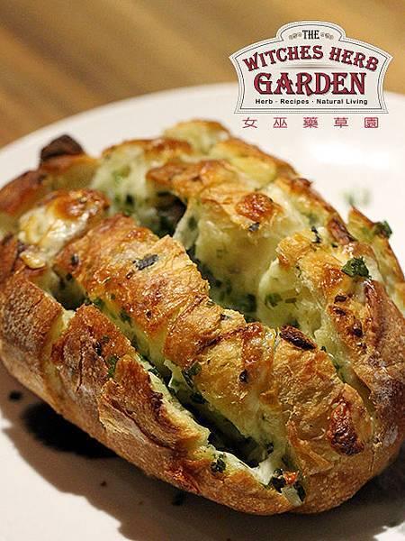 細香蔥起司麵包-2