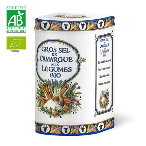 【Provence d'Antan】Camargue卡馬格蔬菜香草鹽125g-粗鹽罐裝.jpg