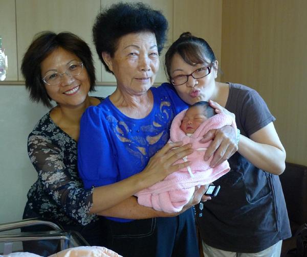 小小紅的外婆, 阿祖 & 姑婆