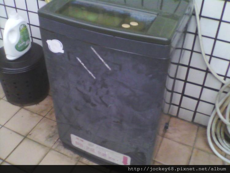 [居家修繕]三洋媽媽樂洗衣機SW-865V無法排水脫水維修 (1).jpg