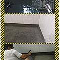 漢誠工程行-浴室地坪防水、地磚施作