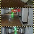 漢誠工程行-社區型透天地下室踢腳油漆