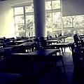 空曠的教室
