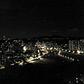 從貓空望下去的夜景很美